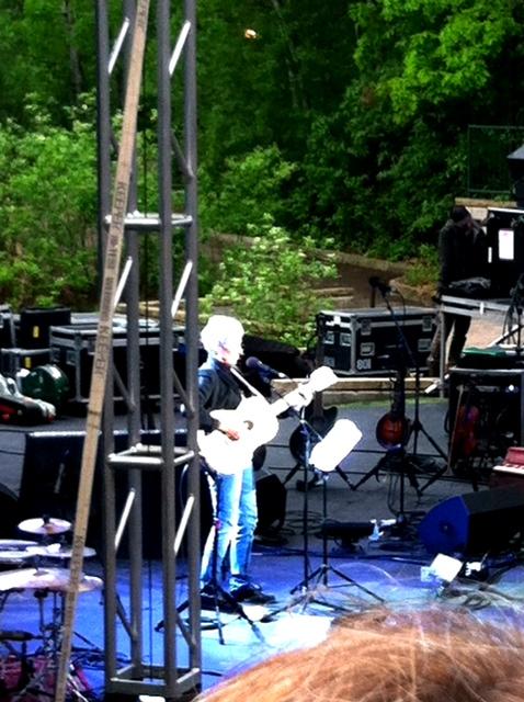 Joan Baez concert