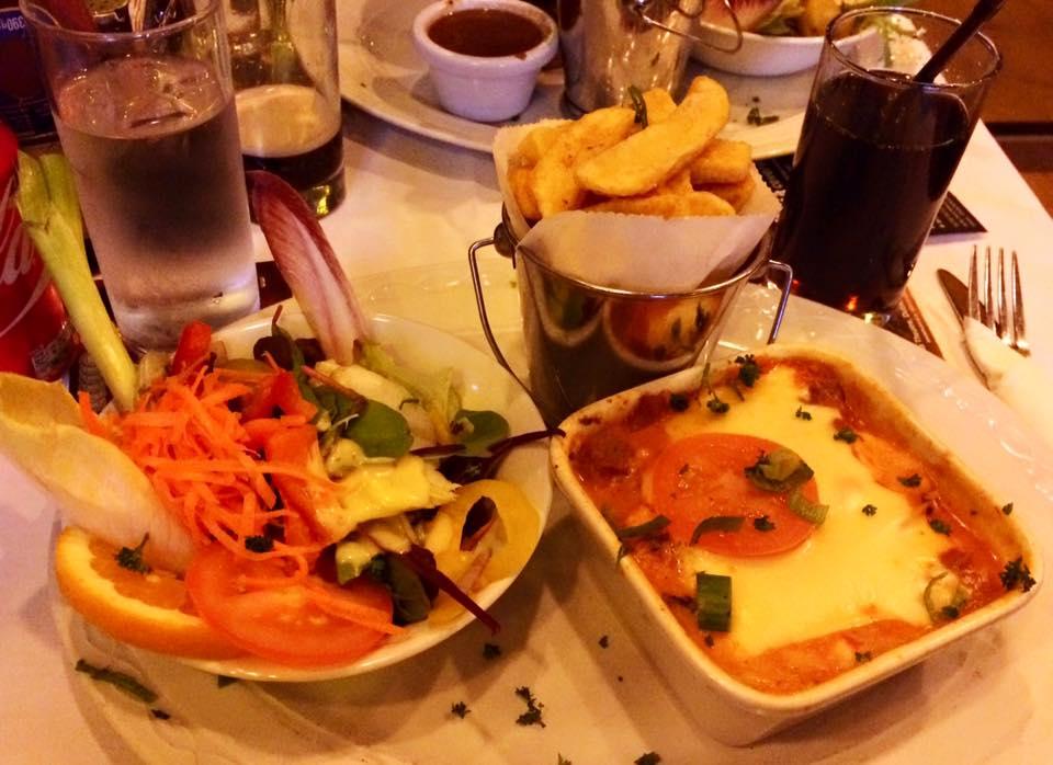 Dinner Dublin