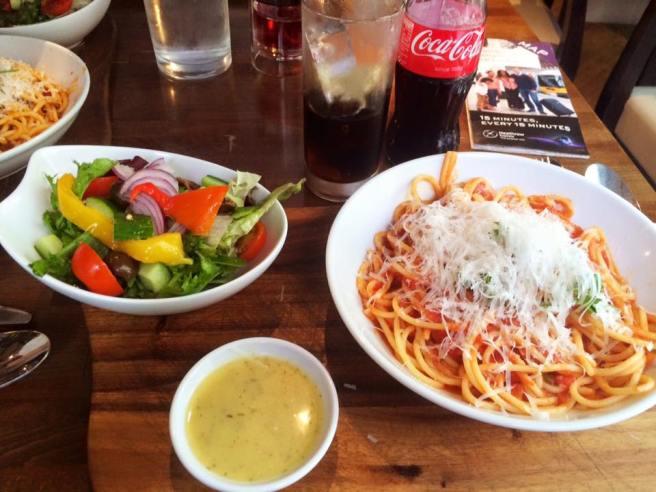 Dinner Prezzo