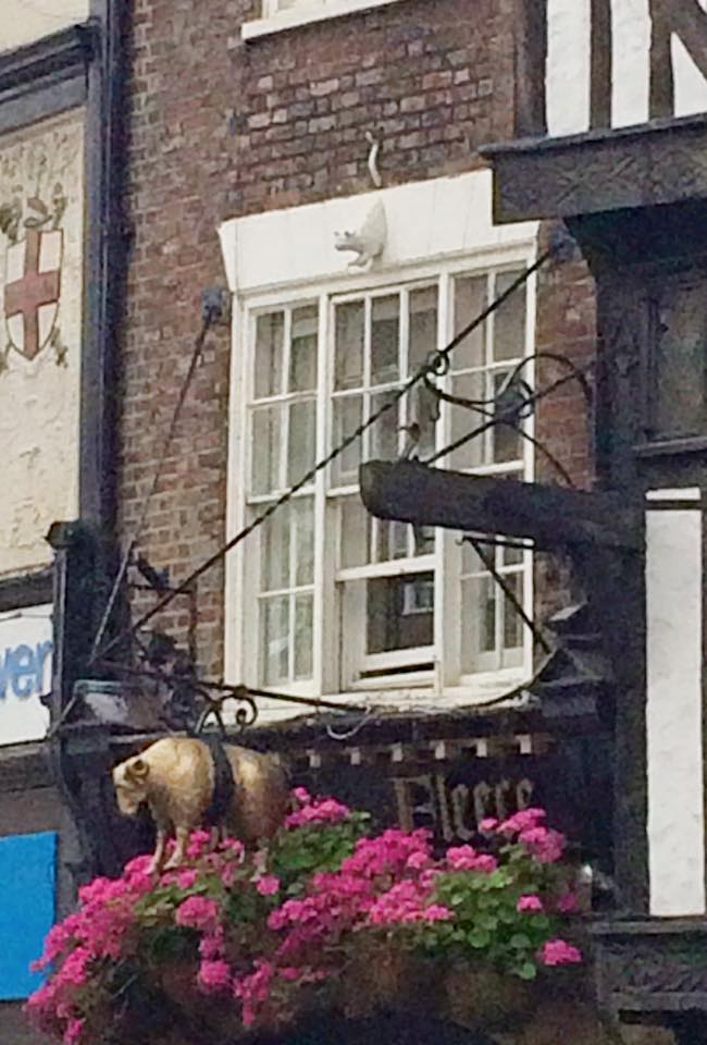 Golden Fleece York