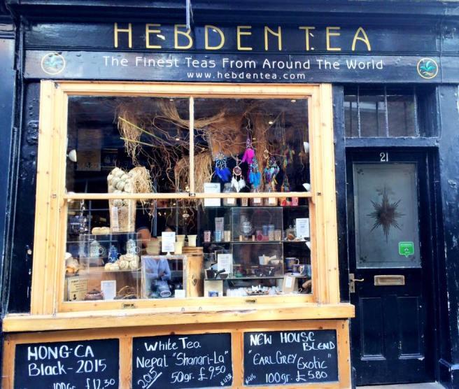 Hebden Tea York