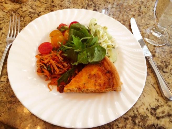 Lunch Betty's York