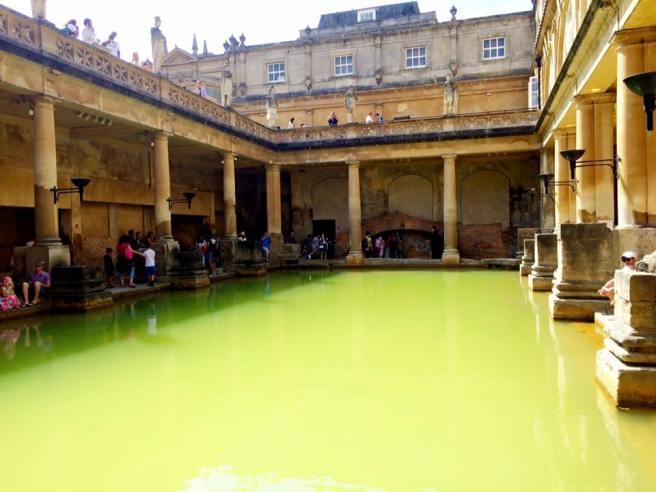 Roman Bath 2
