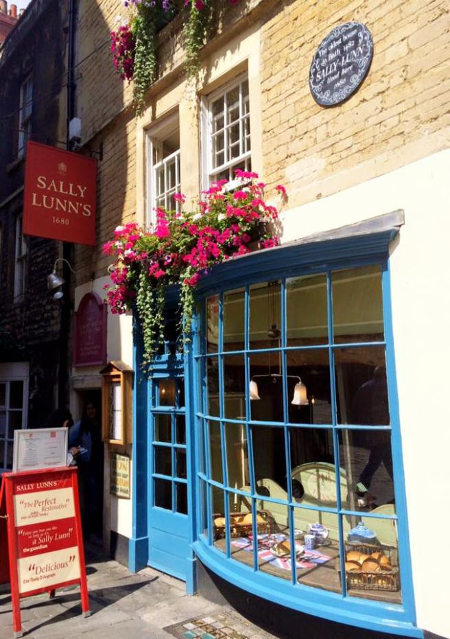 Sally Lunn Bath