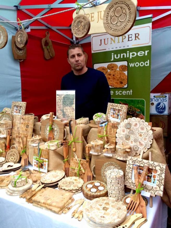 Juniper Tent Edinburgh